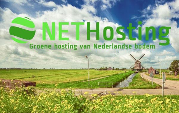 Groene hosting van Nederlandse bodem | Nethosting