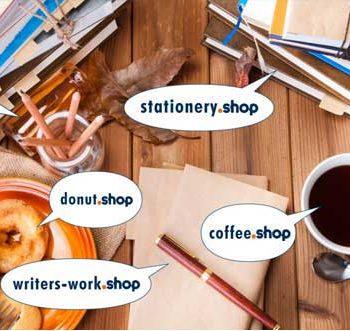 .Shop domeinnaam extensie