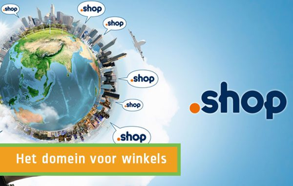 .shop domeinnaam registreren